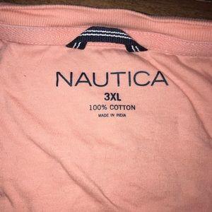Nautica Coral pick dress shirt.